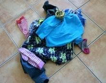 Organisation Kleidung