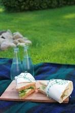 Picknick mit Familie