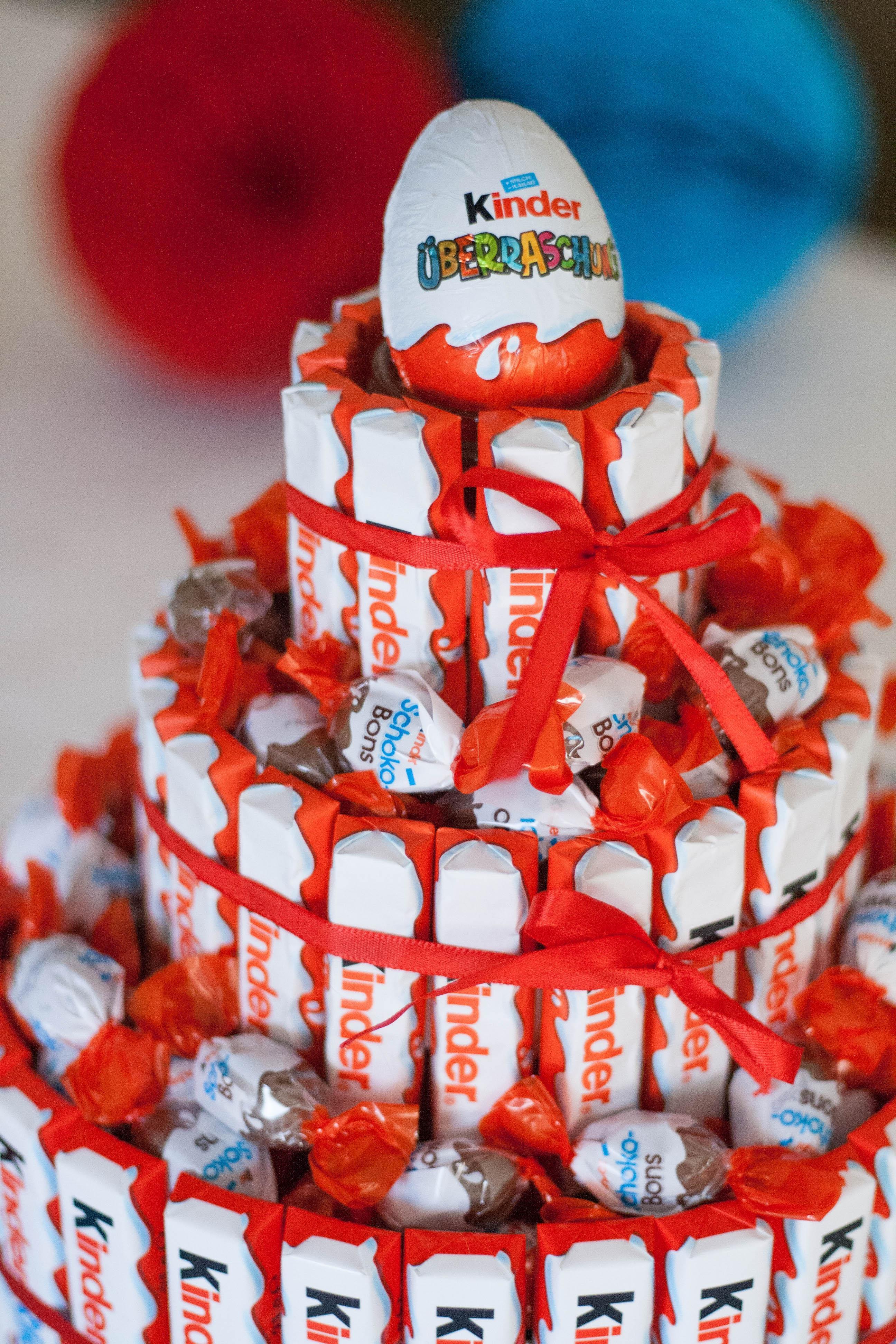Anzeige Kindergeburtstag Mit Ferrero Kinder Schokolade Familie