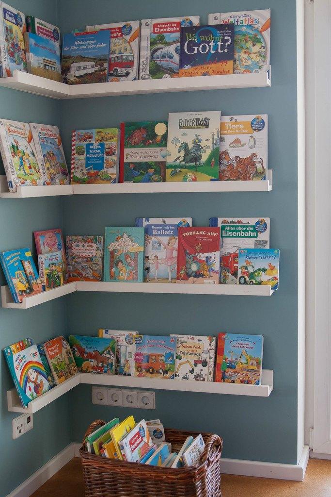 Kinderzimmer aufräumen